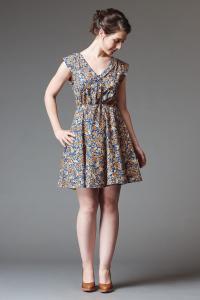 Deer & Doe Reglisse Dress $28
