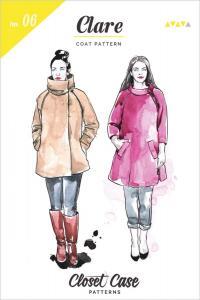 Closet Case Patterns - Clare Coat $30