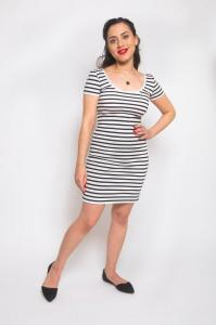 Closet Case Patterns - Nettie Bodysuit $30