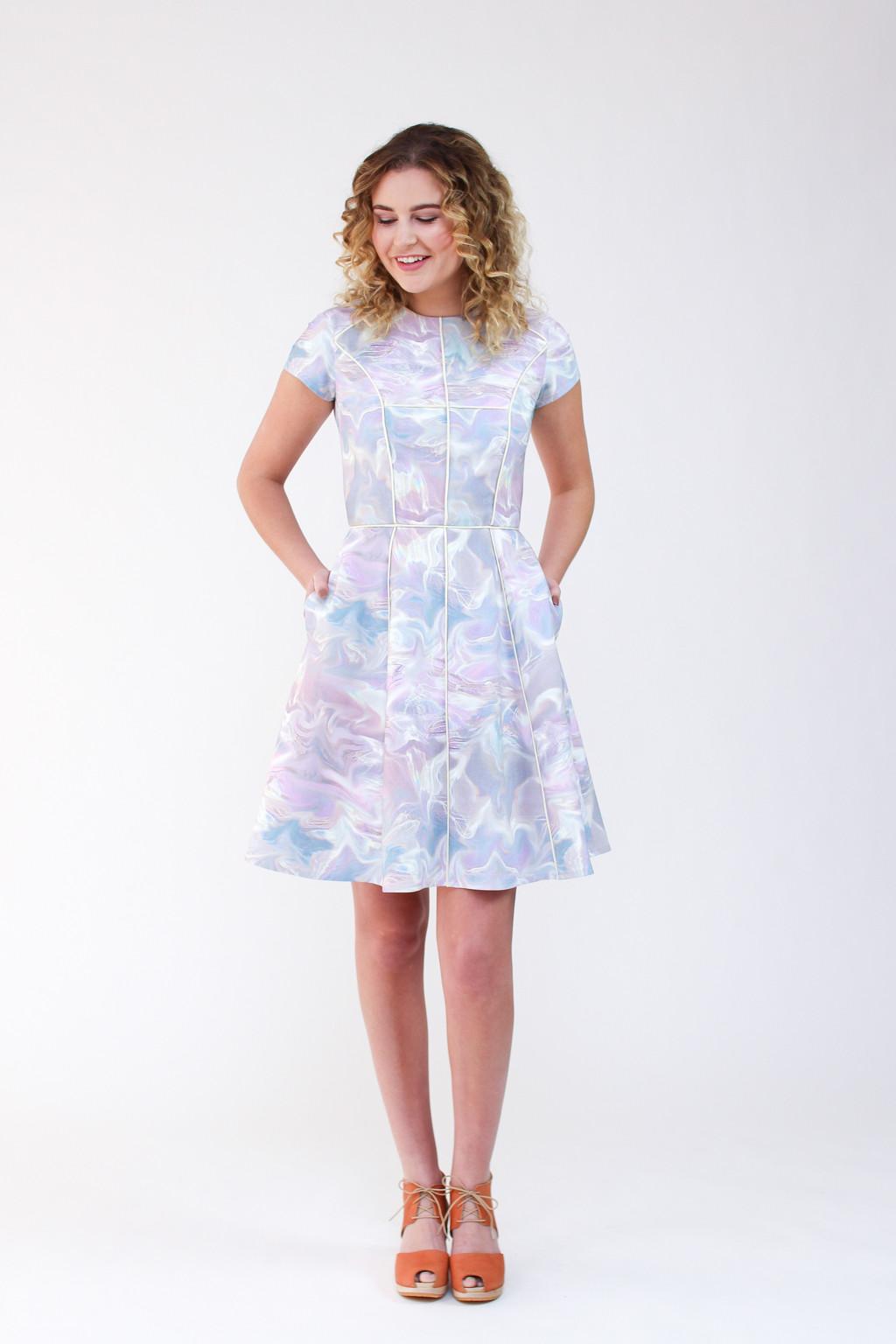 cc368e7b7 Megan Nielsen Patterns Karri Dress - Sew for Life